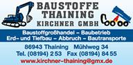 Baustoffe Thaining Kirchner GmbH